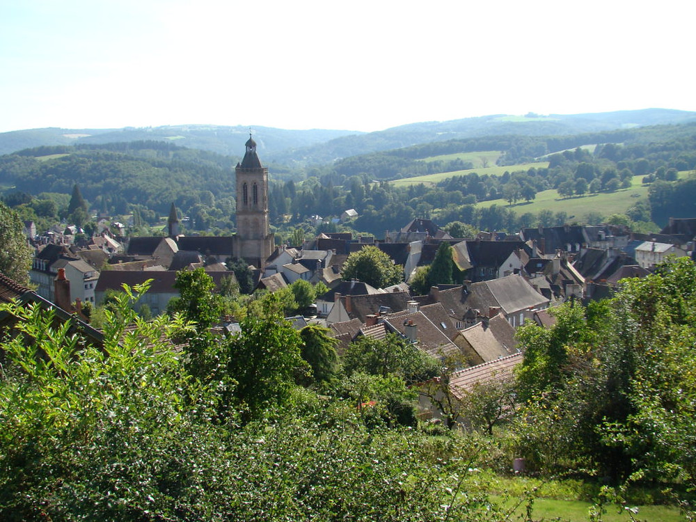 Felletin, Creuse