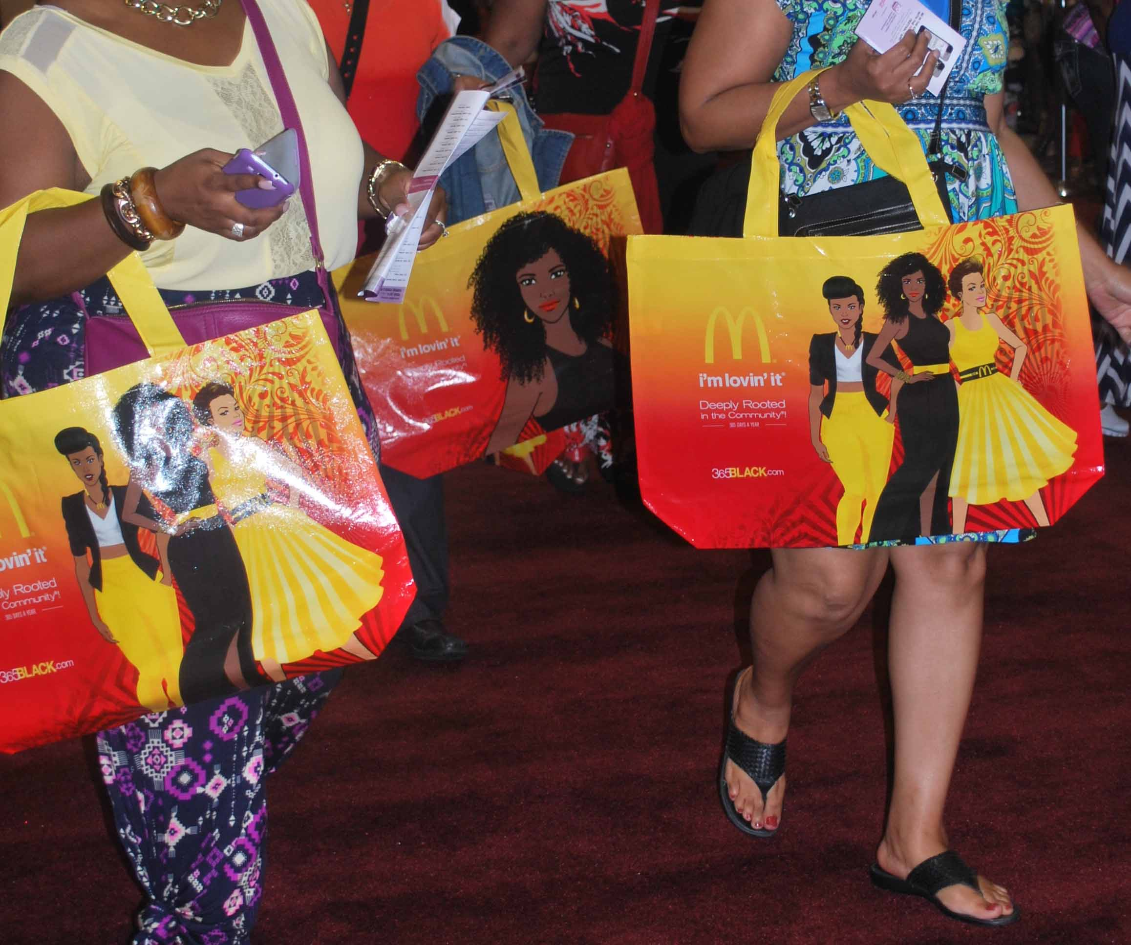 McDonald's Essence Tote Bag