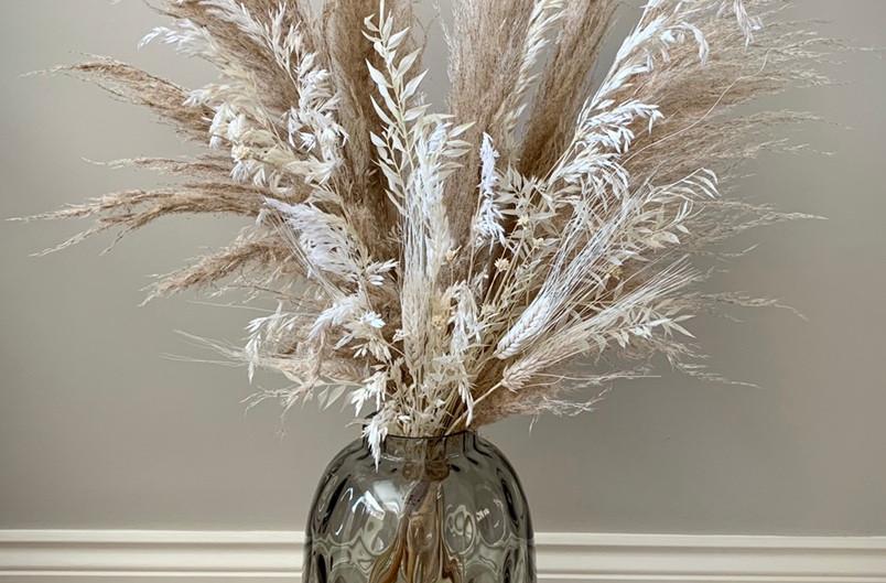 Trend Alert - Pampas Grass!