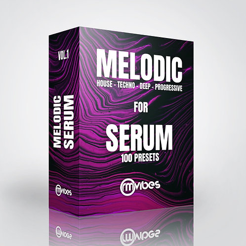 Melodic For Serum