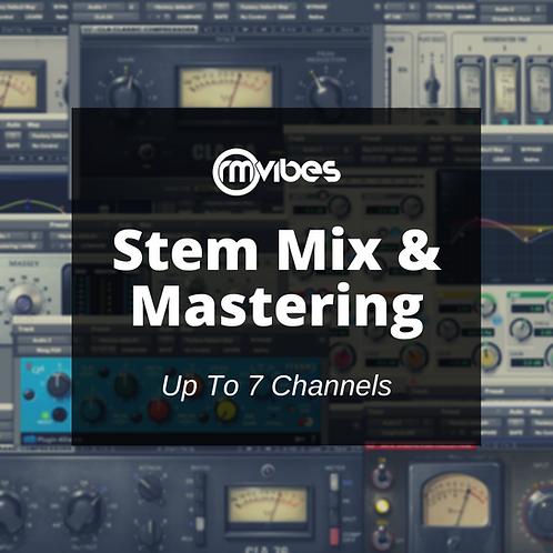 Steam Mix & Mastering