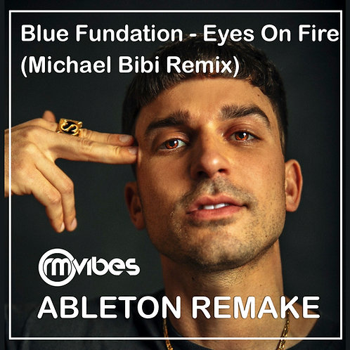 (Remake) Michael Bibi - Eyes On Fire (Remix)