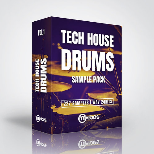 Tech House Drums