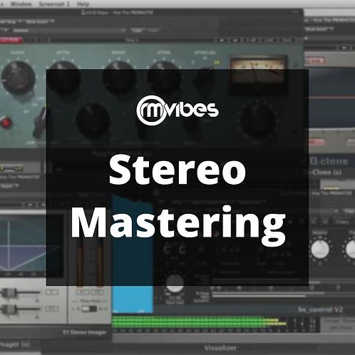 Stereo Mastering