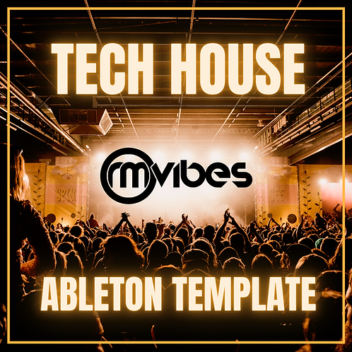 Ableton Tech House Template 01