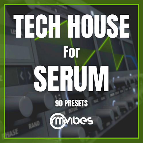 Tech House For Serum