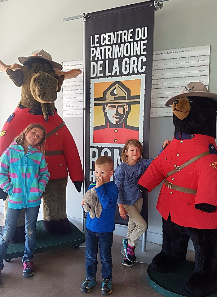 Regina and The RCMP Heritage Center