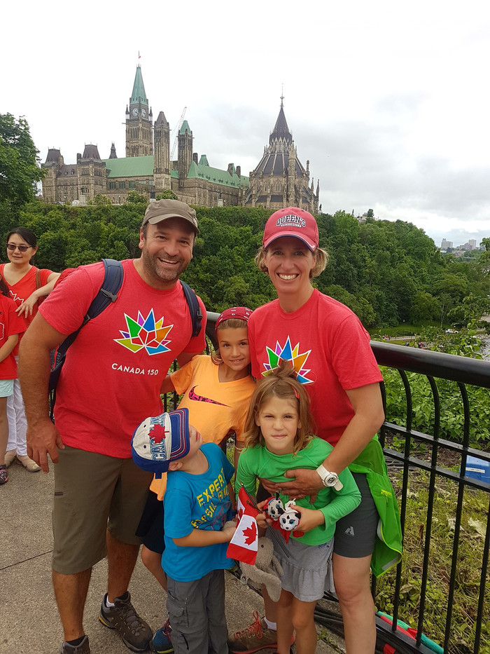 Celebrating Canada's 150 with our Country's Future