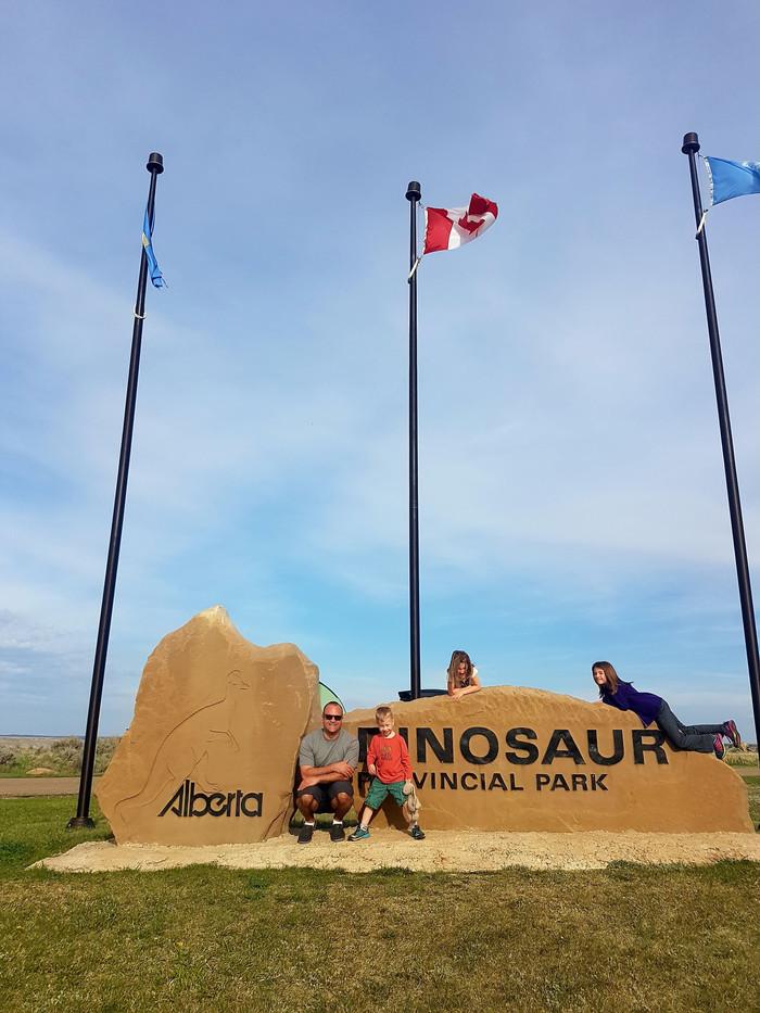 A big ROAR for Dinosaur Provincial Park
