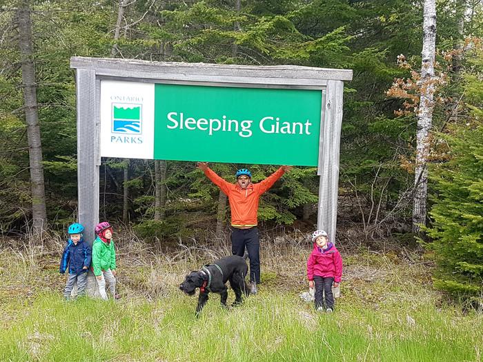 Sleeping Giant... Amazing!