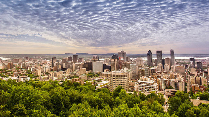 Bonjour Montreal!