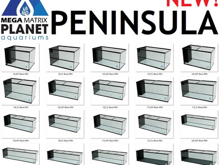 MEGA matrix Peninsula - now available!