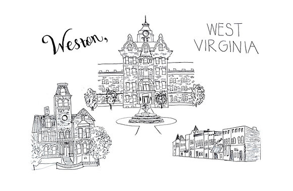 Weston Print