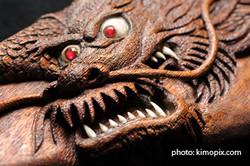 www.McSwainGuitars.com Dragon V close