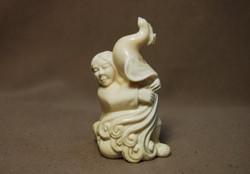 Скульптура Жар- птица,       Материал бивень мамонта.jpg