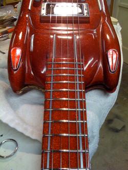 '58 Corvette tail lights