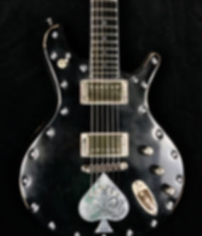 Ace of Spades Guitar