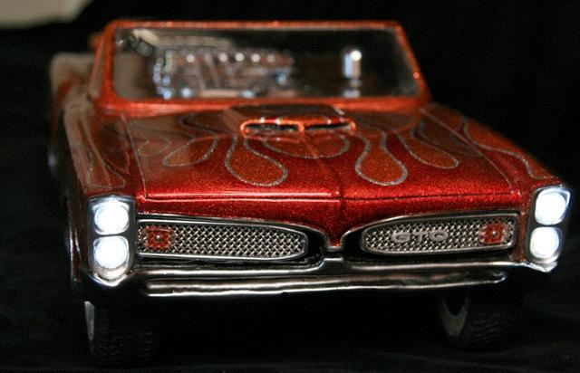 1967 GTO Guitar