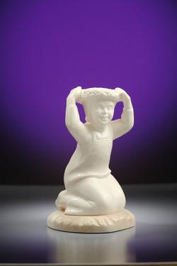 Скульптура Веночек,  Материал рог лося.jpg
