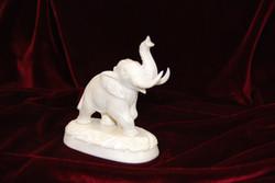 Скульптура Трубящий , Материал  рог лося.jpg
