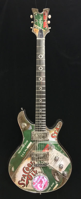 StaCool Guitar