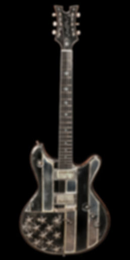 Black Flag Guitar