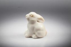 Скульптура Зайчонок Материал рог лося.jpg