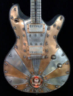 Starlingear Kamikaze Guitar