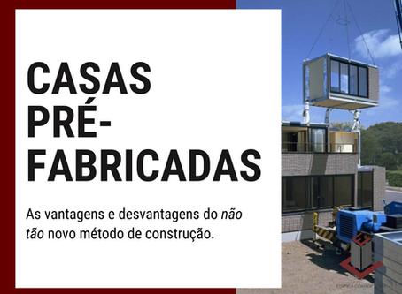 CONSTRUÇÕES PRÉ-MOLDADAS