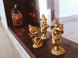 Happy Ganeshas