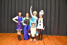 dance class nashville bellevue, ballet classes nashville, Dance Company Snow White Winter Showcase Performance