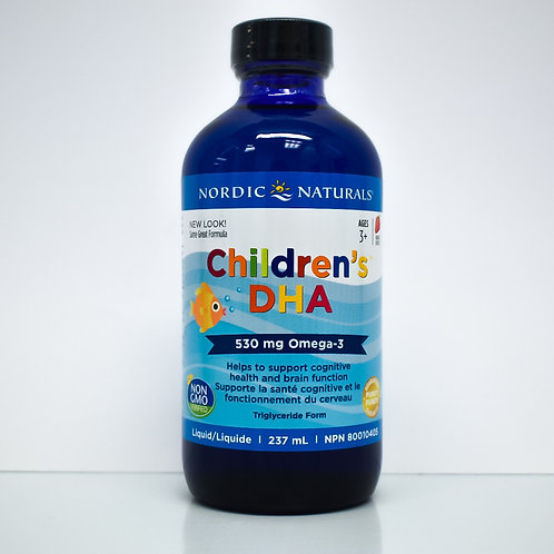 Nordic Naturals Children's DHA Liquid - 237mL
