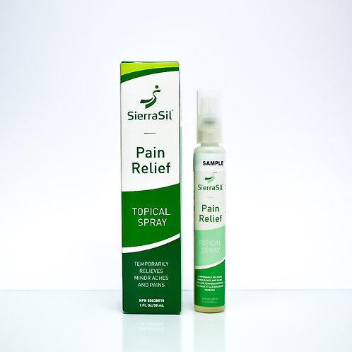 SierraSil Topical Pain Relief Spray