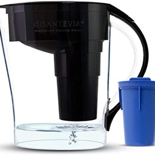 Santevia MINA Alkaline Water Filter Pitcher