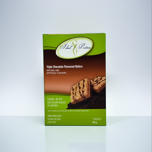 Ideal Protein Triple Chocolate Wafers