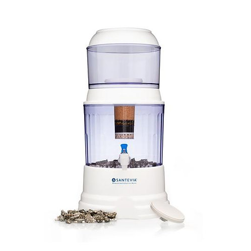 Santevia Mineralizing Water System + Extra 5-Stage Filter