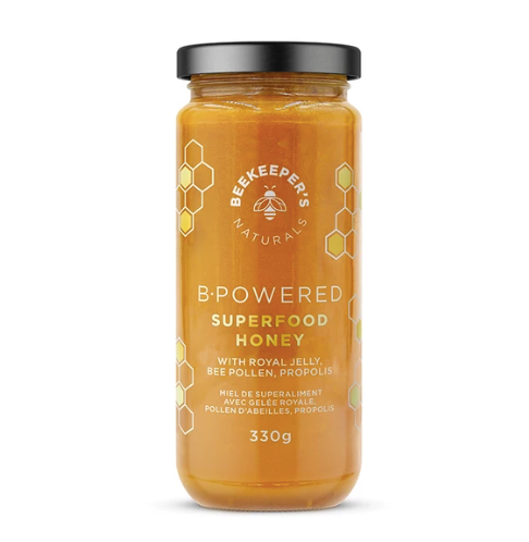 Beekeeper's B-Powered Superfood Honey