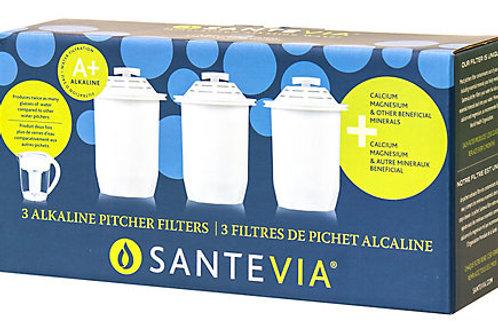 Alkaline Water Pitcher Filter (3-Pack)