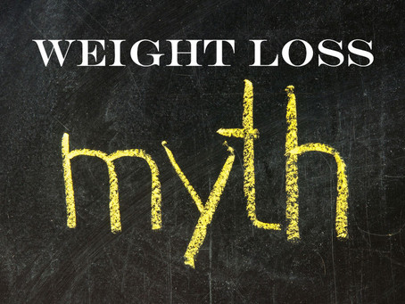Exercise to Lose Weight? 4 Myth Busters
