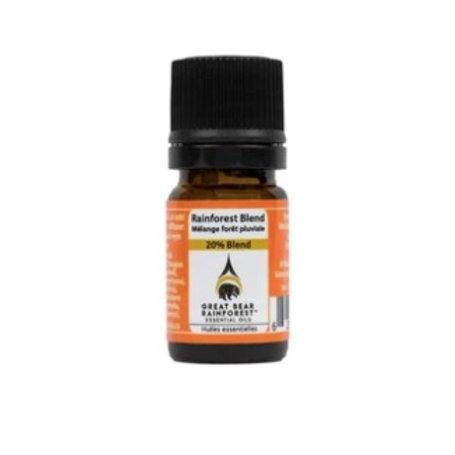 Great Bear Essential Oils - Rainforest Blend