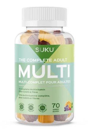 SUKU Complete Adult Multi Vitamin Gummies