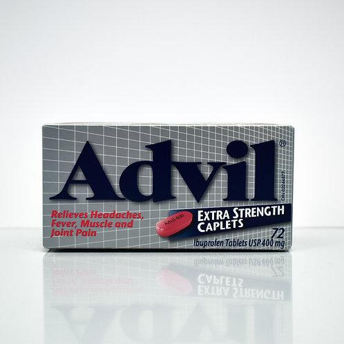 Advil Extra Strength Ibuprofen Caplets
