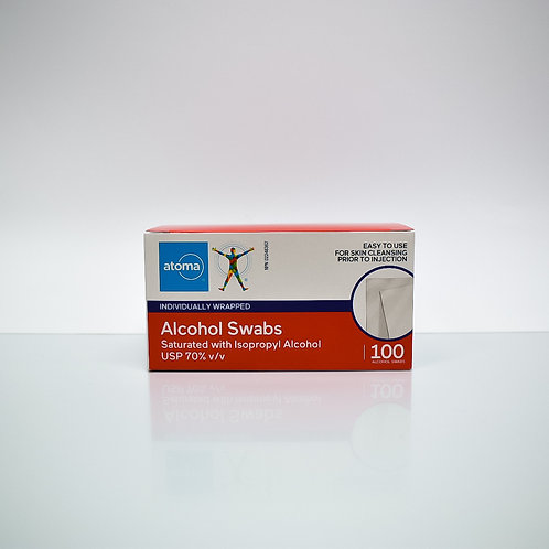 Atoma Alchohol Swabs 100 Pack