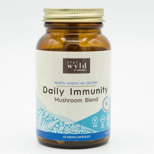 Stay Wyld Organics - Daily Immunity Blend Capsules
