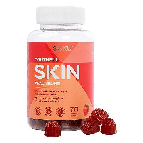 SUKU Youthful Skin Vitamin Gummies