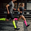 Thumbnail: Neon Compression Socks