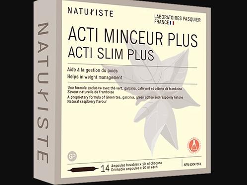 NATURISTE - Acti Slim Plus