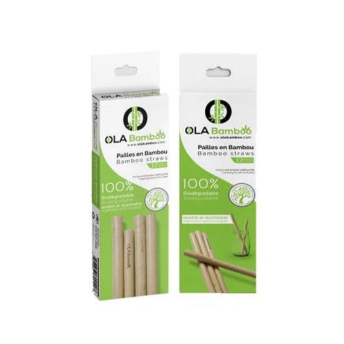 OLA Bamboo Straws