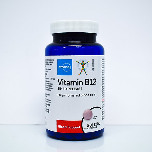 Atoma Vitamin B12 Timed Release Tablets