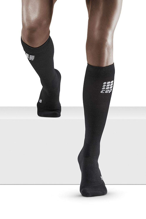 Hiking Light Merino Compression Socks